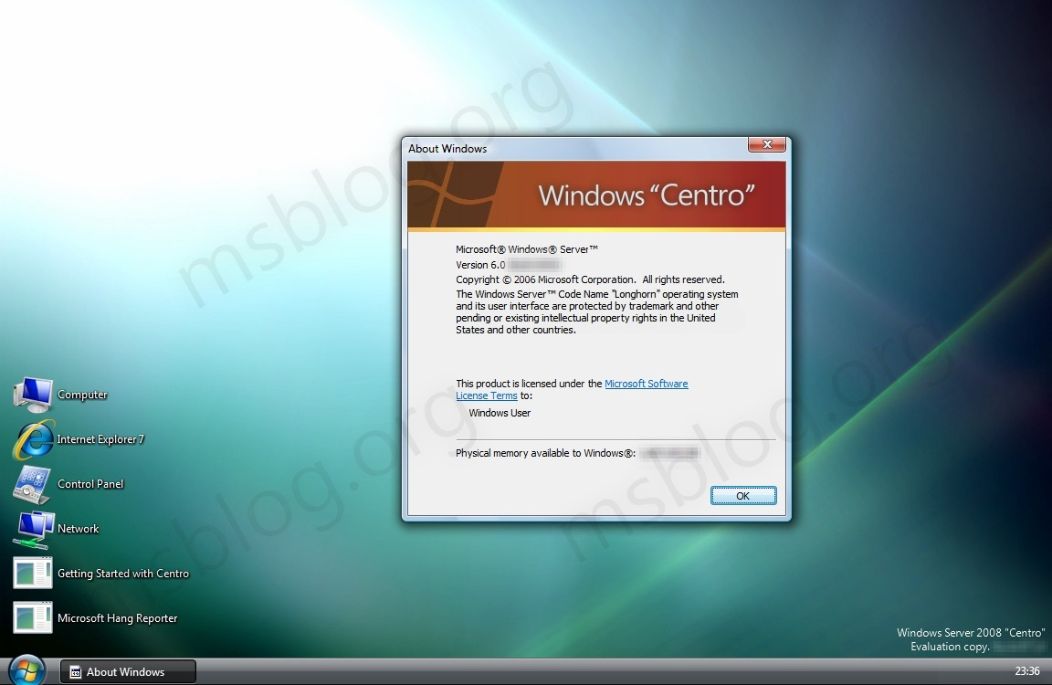 Microsoft prepares new os: windows vista server longhorn.